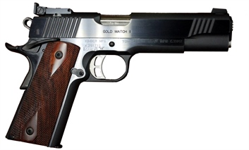 KIMBER GOLD MATCH II