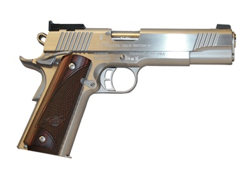 KIMBER STS GOLD MATCH II
