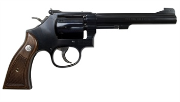 SMITH & WESSON 17 CLASSIC