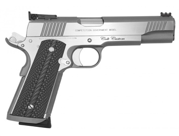 COLT 1911 CUSTOM COMPETITION SS