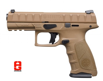 BERETTA APX TACTICAL FDE