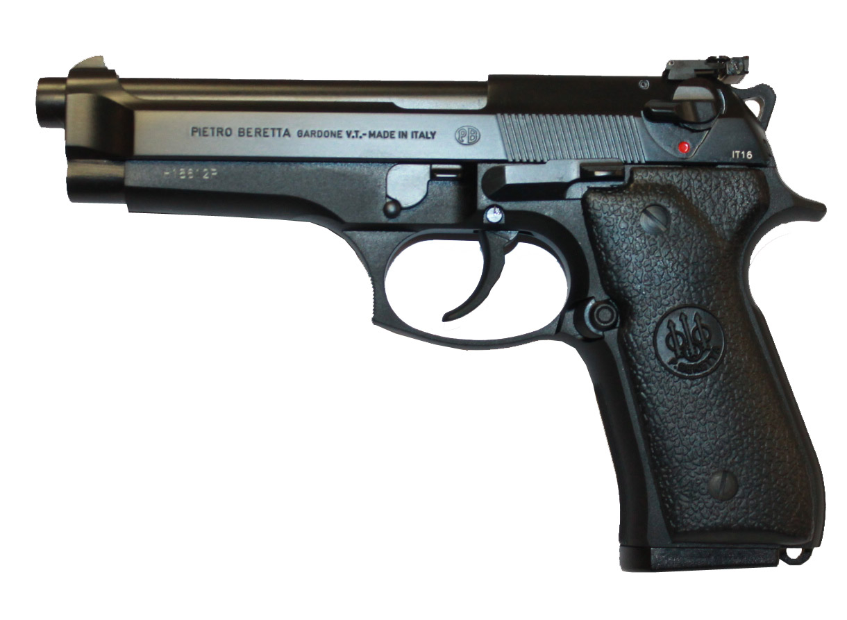 Nuovs Pistola Semiautomatica Beretta 98 FS Sport 9X21 in ...
